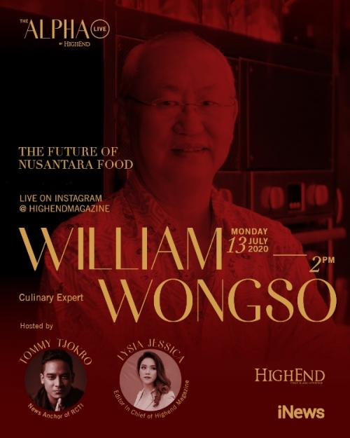 William Wongso
