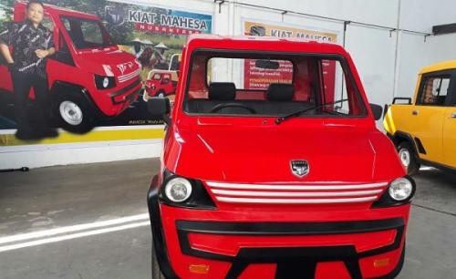 Sederet Mobil yang Diklaim Buatan Indonesia, dari Timor hingga Esemka :  Okezone Otomotif