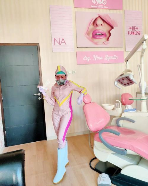 Dokter Gigi Cantik