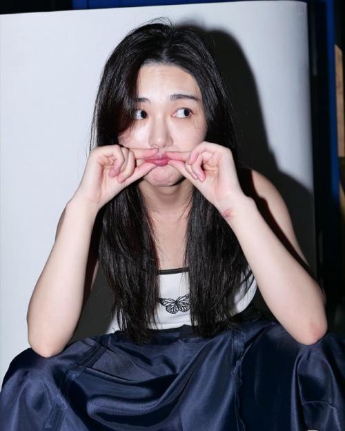 Kwon Mina. (Foto: Instagram)
