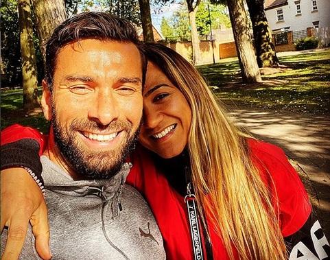 Rui Patricio dan Vera Ribeiro