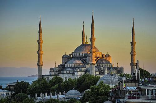Hagia Sophia. (Foto: Shutterstock)