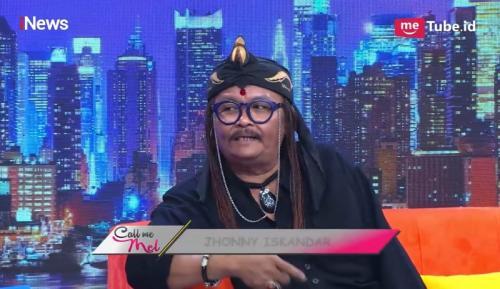 Jhonny Iskandar.
