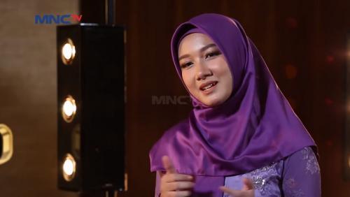 Khafilah Elsa di Ngantri KDI 2020.