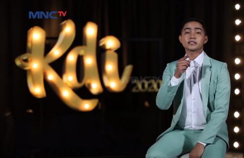 Kiki Rizki Ngantri KDI 2020.