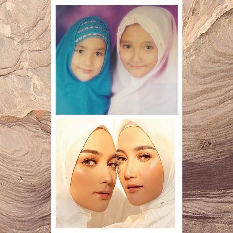 Citra Kirana dan Erica Putri. (Foto: Instagram @ericaputrii)