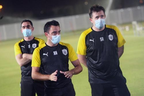 Xavi Hernandez mengasuh Al Saad di Qatar