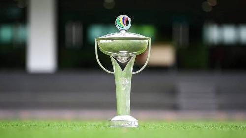 Trofi Piala AFC (Foto: AFC)