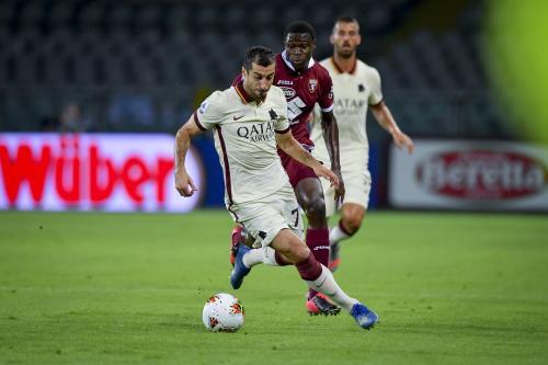 AS Roma menang 3-2 atas Torino (Foto: Twitter/@ASRomaEn)
