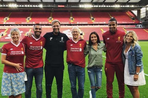 Joel Matip saat gabung Liverpool