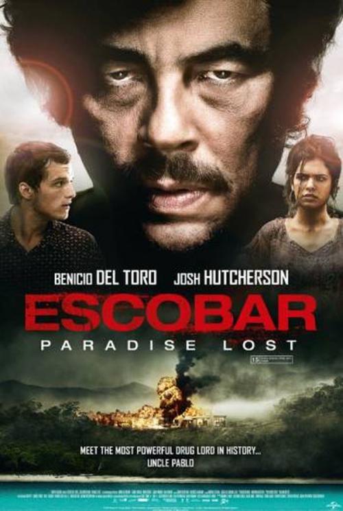 Film Escobar: Paradise Lost