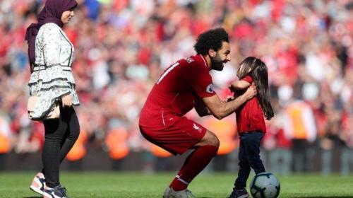 Magi dan Mohamed Salah