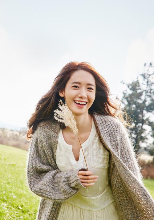 Yoona SNSD. (Foto: Innisfree)