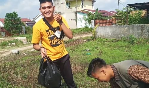 Prank sampah