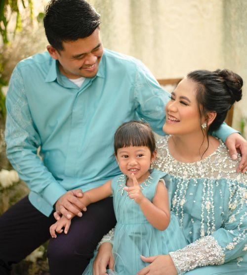 Kahiyang dan keluarga