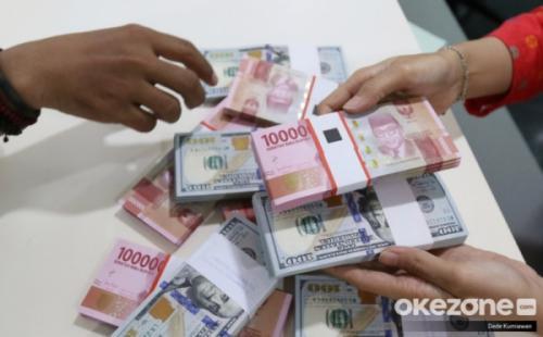 Ilustrasi uang. (Foto: Dede Kurniawan/Okezone)