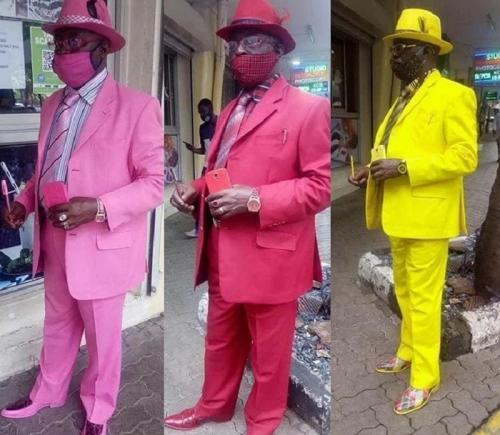 pria paling stylish