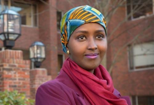 Gaya Hijab Somalia