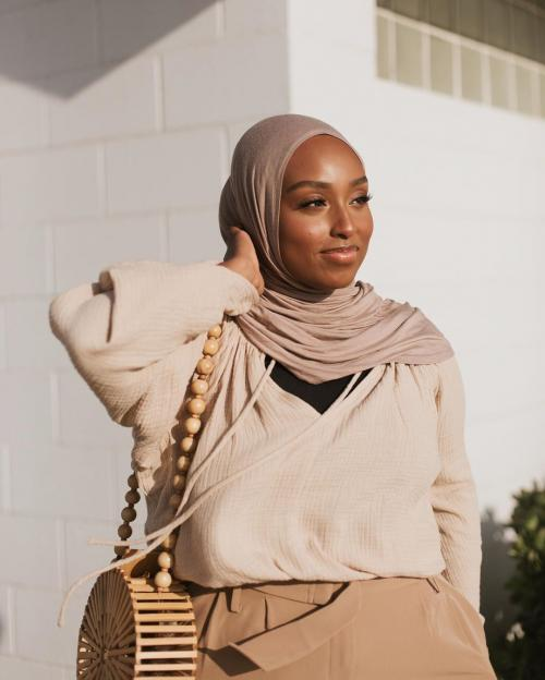 Gaya Hijab Ethiopia