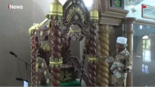 Pemakaman Syeik Maulana