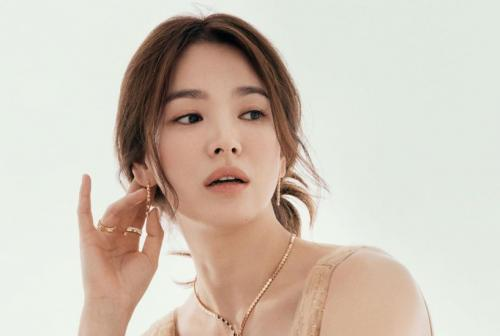 Song Hye Kyo. (Foto: IG)