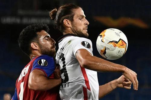 FC Basel vs Frankfurt