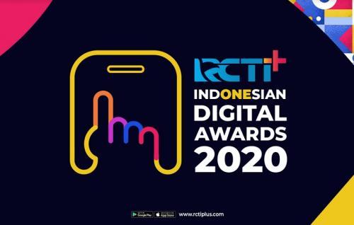 Indonesian Digital Awards 2020. (Foto: RCTI+)