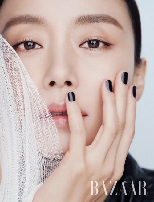 Jeon Do Yeon. (Foto: Harper's Bazaar)