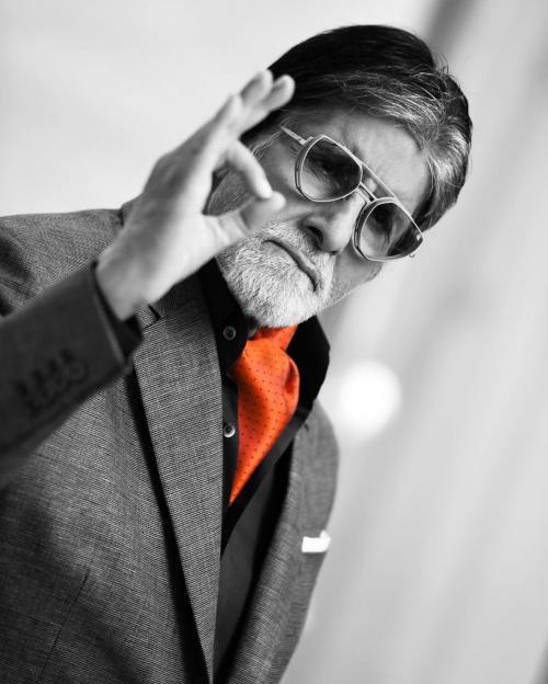 Amitabh Bachchan. (Foto: Instagram/@amitabhbachchan)