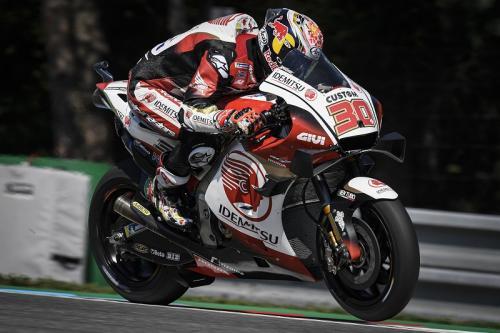 Takaaki Nakagami menjadi tumpuan Honda (Foto: MotoGP)