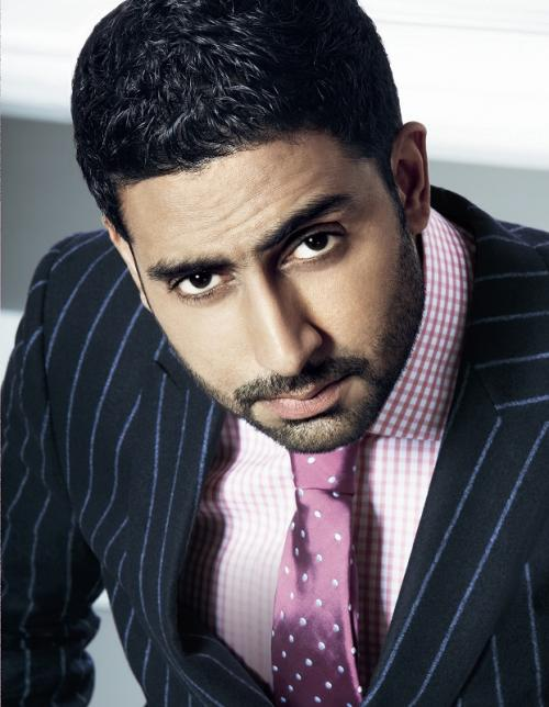 Abhishek Bachchan. (Foto: GQ)