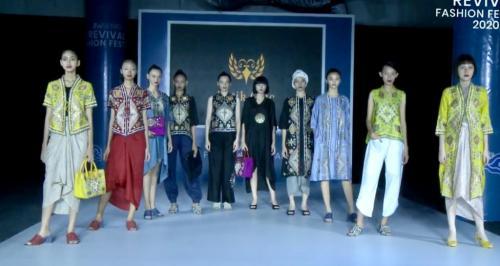 Batik chic