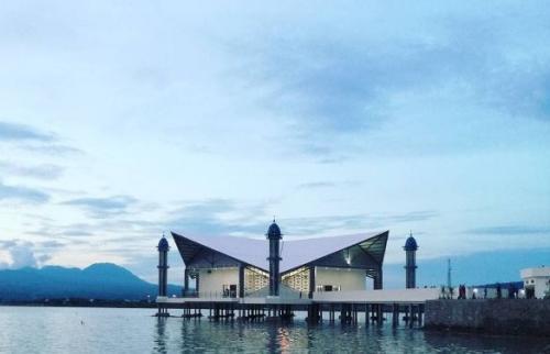Masjid Amahami di NTB