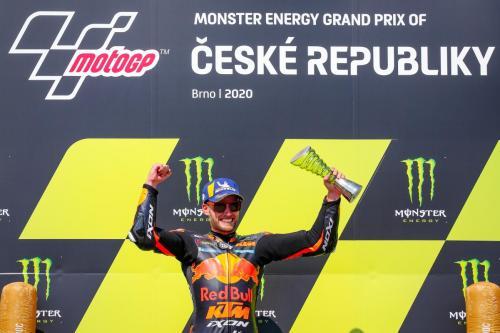 Brad Binder (Foto: Laman resmi MotoGP)