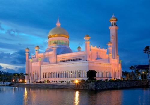 Masjid Sultan Omar Ali