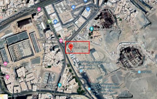 Bir Tuwa atau Sumur Tuwa tempat pemandian Nabi Muhammad di Makkah. (Foto: Istimewa/The Islamic Information)