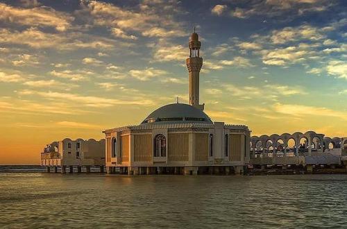 Masjid Ar-Rahma, Arab Saudi