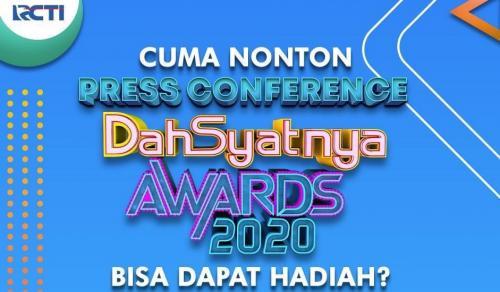 Dahsyatnya Awards.