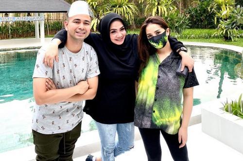 Raffi Ahmad, Nagita, Mama Rieta
