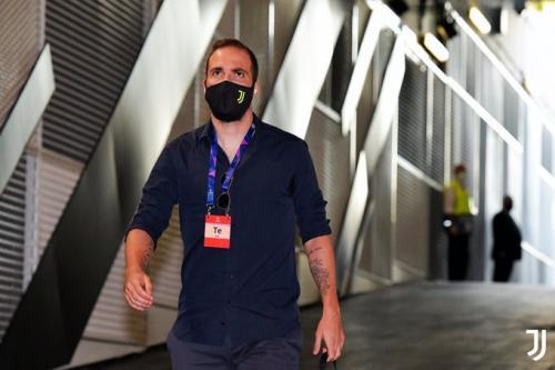 Kontrak Gonzalo Higuain diputus Juventus (Foto: Juventus)