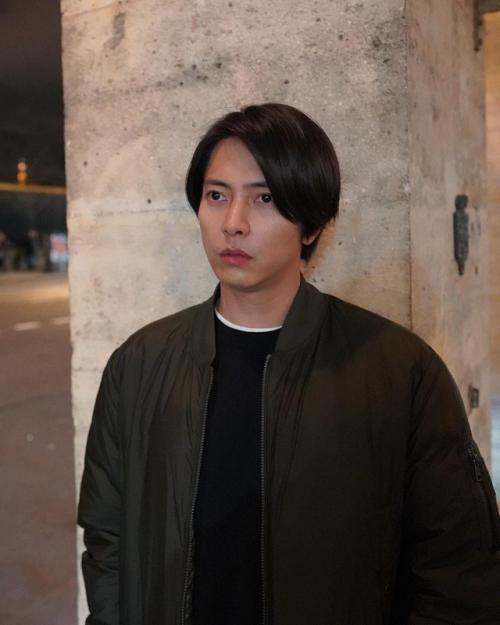 Tomohisa Yamashita.