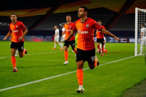 Shakhtar Donetsk vs Basel