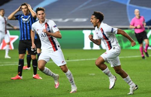 Atalanta kebobolan dua gol di injury time (Foto: UEFA)