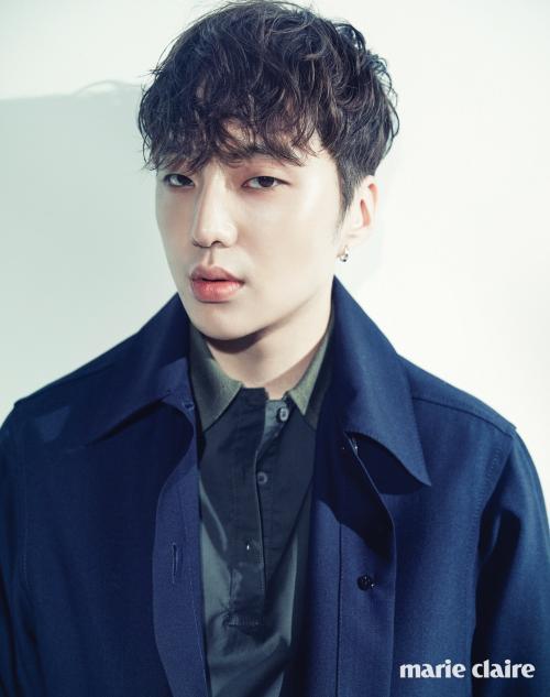 Kang Seung Yoon. (Foto: Marie Claire)