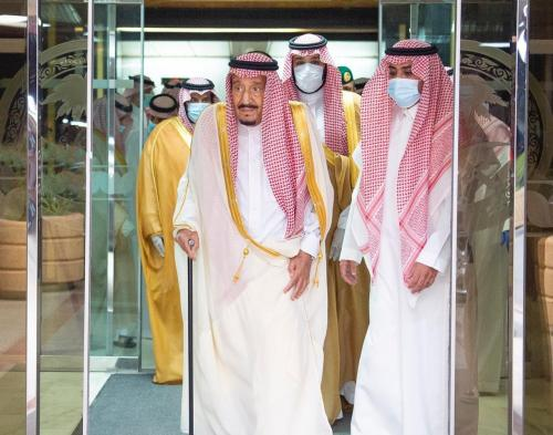 Raja Salman bin Abdulaziz Al Saud. (Foto: Twitter @HaramainInfo)
