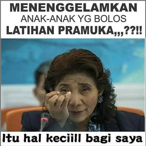 Meme Pramuka