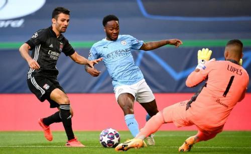 Man City vs Lyon