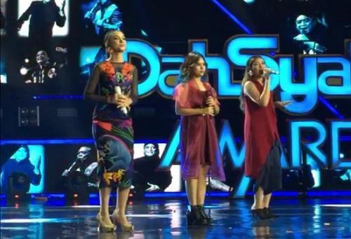 Dahsyatnya Awards 2020. (Foto: RCTI+)