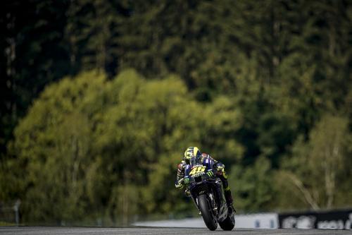 Valentino Rossi (Foto: Twitter/@YamahaMotoGP)