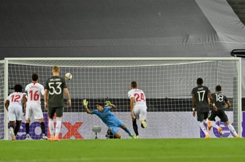 Sevilla vs Man United